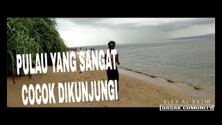 preview picture of video 'MY TRIP MY ADVENTURE - Keindahan Pulau Tabuan!!!Kab KOTABATU, Kal-Sel'