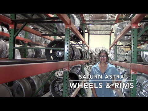 Factory Original Saturn Astra Wheels & Saturn Astra Rims – OriginalWheels.com