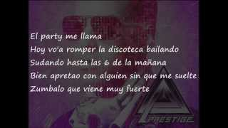 EL PARTY ME LLAMA .DADDY YANKEE FT   NICKY JAM - PRESTIGE