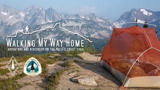 Walking My Way Home- A 360° Virtual Thru-Hike of the Pacific Crest Trail 2018