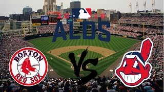 2016 ALDS Series Highlights | Red Sox vs Indians