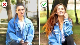 15 Cool Outfit Ideas And Other Fashion DIY Hacks!