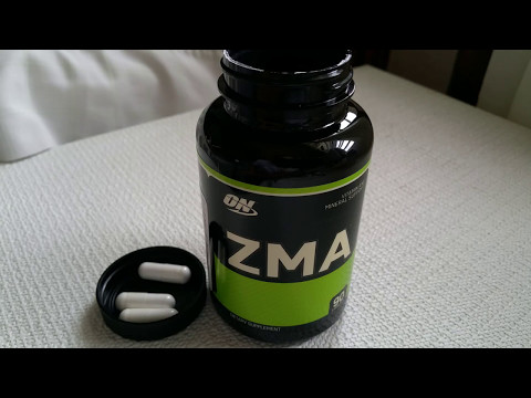 Optimum Nutrition ZMA - Better Recovery Supplement