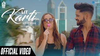 LIT Karti ( Gal Sun Meri Frootiye ) | Sohil Khan   - YouTube