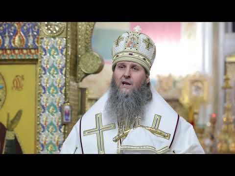 Митрополит Даниил в ночь на 7 января возглавил празднование Рождества Христова в Александро-Невском соборе