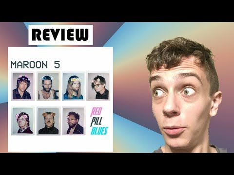 IT'S NOT TRASH!? (Maroon 5 – Red Pill Blues REVIEW)