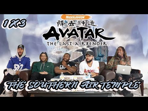 Avatar The last Air Bender 1 x 3