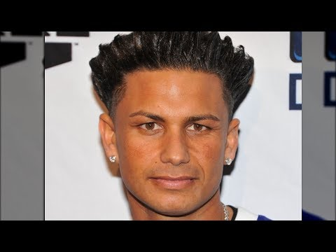 Pauly D Is Unrecognizable In Gel Free Photo