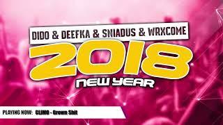 NEW YEAR 2018 - DJ DiDo & DeeFka & Śniaduś & WrxCome