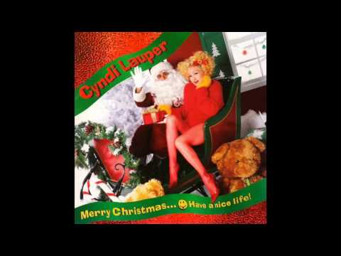 ♪ Cyndi Lauper - Early Christmas Morning | Singles #31/44