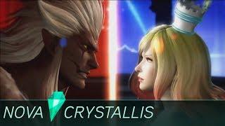Dissidia Final Fantasy (Arcade) Spiritus, Materia Reveal Footage