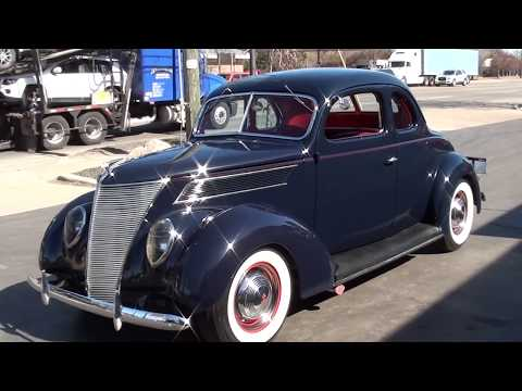 Video of '37 5-Window Coupe - PR74