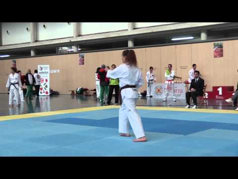 Taekwondo Cto. Navarro Poomsae (5)