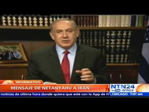 Netanyahu hablará con Trump sobre Irán y el conflicto con los palestinos