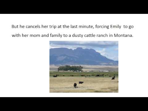 Montana in A Minor Book Trailer