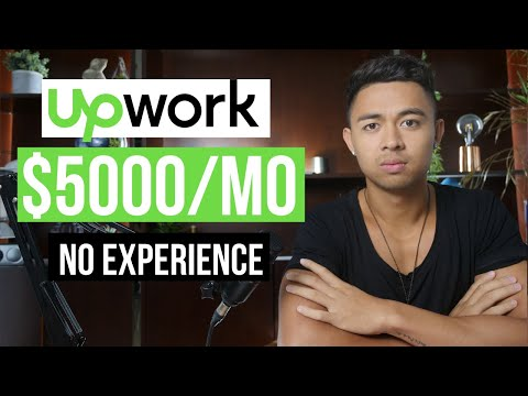 , title : 'How To Make Money On Upwork In 2021 (For Beginners)