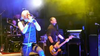 "Zeromancer - Germany - Deutzen - 3.09.2016 - ""die of a broken heart"""