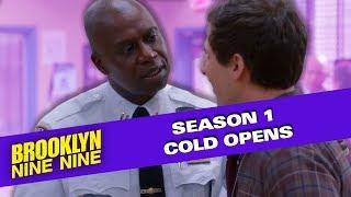 Cold Opens (Season 1) | Brooklyn Nine Nine