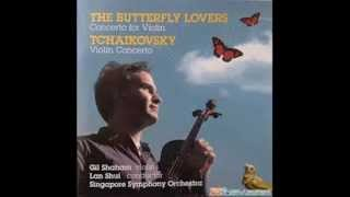 Gang Chen / Zhanhao He The Butterfly Lovers Violin Concerto