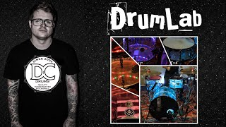 DrumLab: DC custom drums