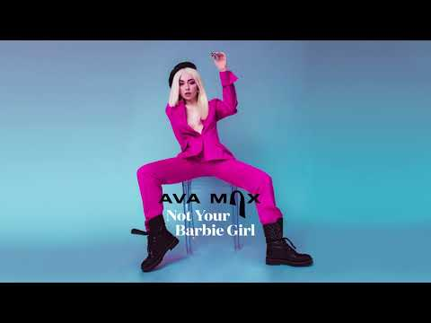 Download Ava Max - Not Your Barbie Girl [Official Audio] Mp4 HD Video and MP3