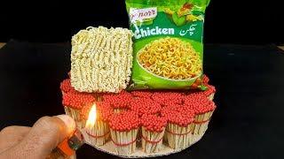 EXPERIMENT Match Vs Noodles
