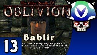 [Vinesauce] Joel   The Elder Scrolls IV: Oblivion ( Part 13 Fighters Guild Ending )