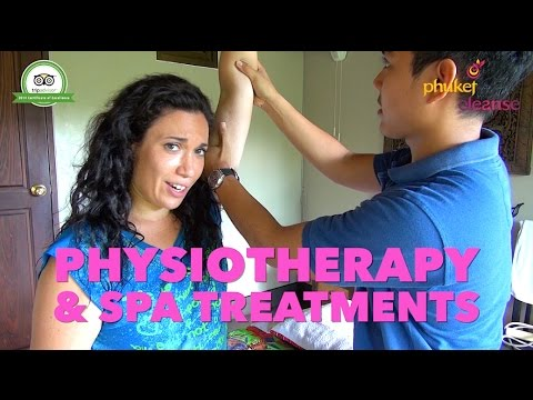 PHYSIO & SPA TREATMENTS – Guide with Sara – Phuket Cleanse Detox in Thailand