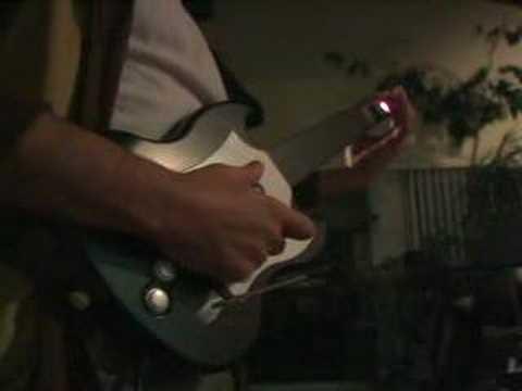 Guitar Hero LED Hack Adds Sorely Needed Lightshow