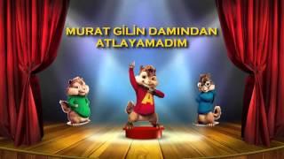 Alvin ve Sincaplar - Muratgilin Damından Atlayamadım