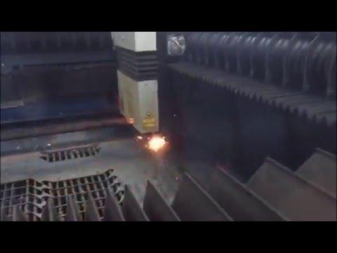 Laserschneiden Aluminium und Edelstahl