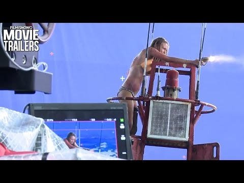 'The Shallows' – Behind the Scenes, Broll Footage