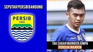 Gelandang Baru Persib Bandung, Abdul Aziz Tak Sabar Lawan Persija di Stadion GBLA