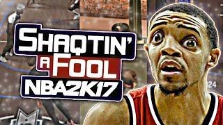NBA 2K17 Shaqtin' A Fool!! Weird Glitches, Anklebreakers + MORE