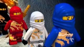 Rise of the Snakes - LEGO Ninjago - Season 1 , Full Episode 1