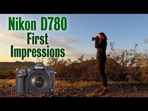External Review Video dvQOrflzumk for Nikon D780 Full-Frame DSLR Camera