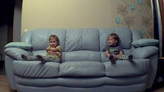 Два Тимохи на диване