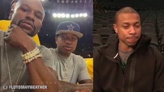 Isaiah Thomas on Floyd Mayweather, Space Jam 2, Snoop Dogg, Powerball & more
