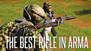 THE KING OF ASSAULT RIFLES The AK12  ArmA 3 Apex