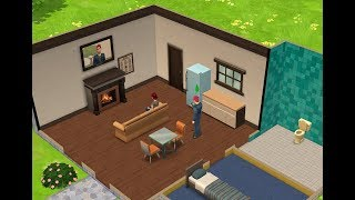 The Sims Mobile - Gameplay Walkthrough Part 1 - Hipster Barista iOS / Android