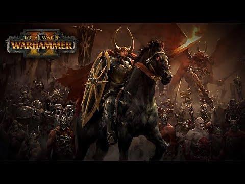 [18+] TW: Warhammer 2, Хаос + Скейвены, стрим 5 (PC, 2017)
