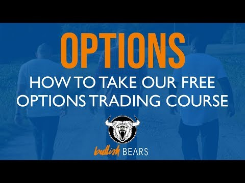 Options Trading Courses - How to Take Our Free Options Trading ...