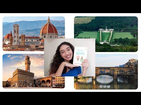 ALGUÉM ME LEVA PARA A ITÁLIA!!!! Resenha: Amor e Gelato