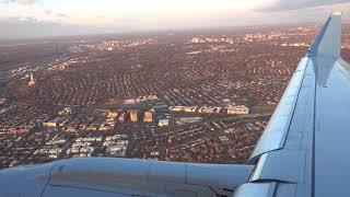 American Airlines Flight 4395 - DCA to CMH - Embraer ERJ-175 - Departure (Takeoff Runway 19)