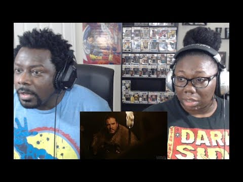 Game of Thrones Season 8 Official Tease: Crypts of Winterfell  {REACTION!!}