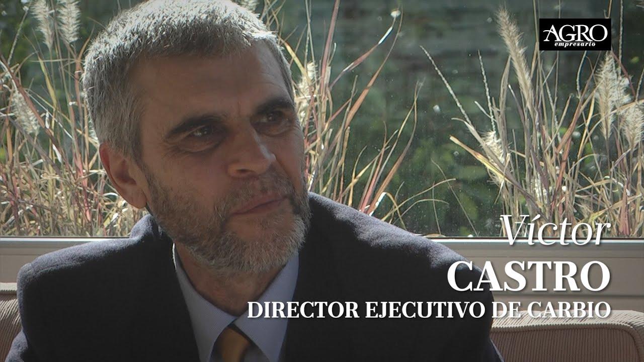 Víctor Castro - Director Ejecutivo de Carbio