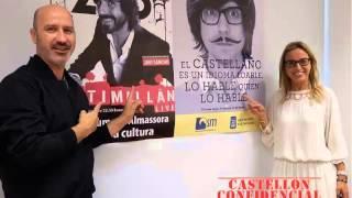 preview picture of video 'Santi Millán y Luis Piedrahita en el Cicle d'Humor d'Almassora'
