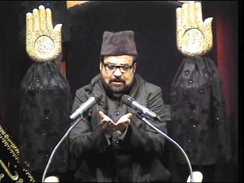 """Maulana Abid Bilgrami - Majlis5 (Part2) - Ashra Zainabiya 1436 - """"Labbaik Ya Mahdi"""""""