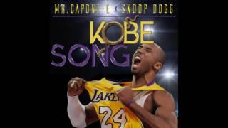 Mr.Capone-E x Snoop Dogg- Kobe Song