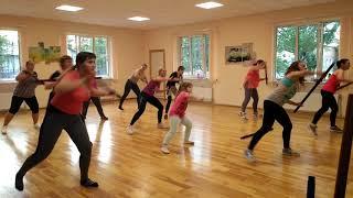 Зумба + Силовой фитнес / г. Покровск! лучшие  занятия для похудения